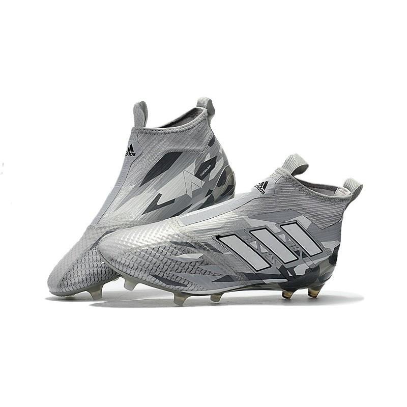 Nero Adidas Da Ace Grigio Calcio 17Purecontrol Fg Uomo Bianco Scarpa qjSzMpLGUV
