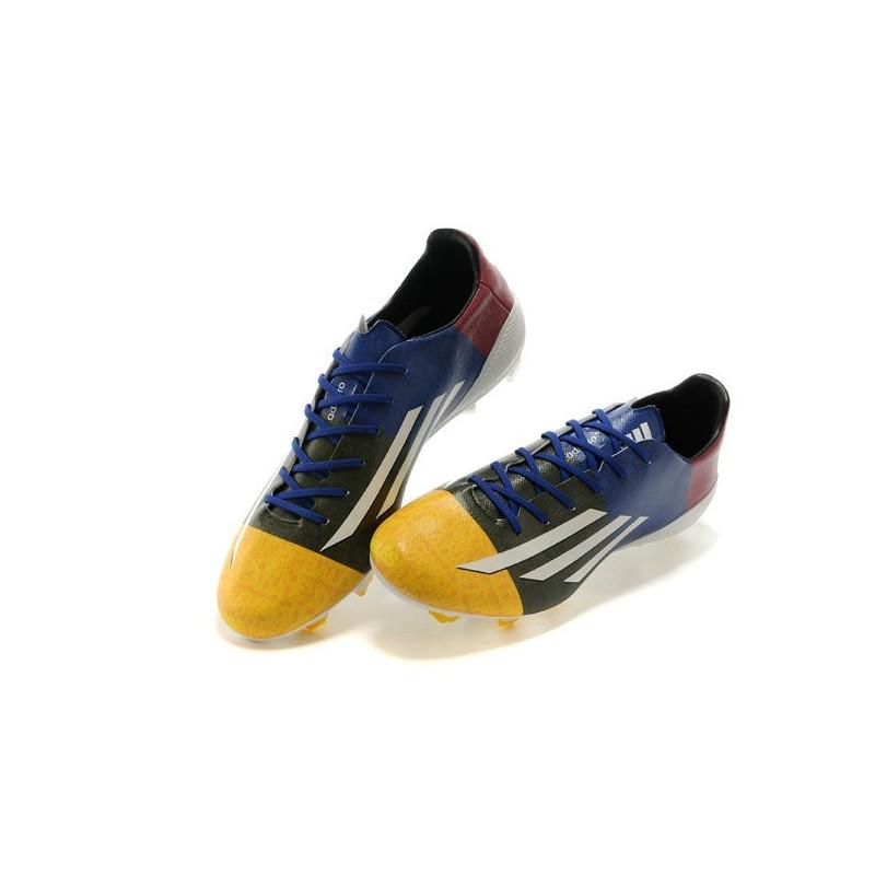 Multi Leo Adizero Calcio Colore Uomo Adidas Scarpe F50 Messi LA54Rj3