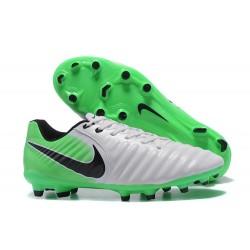 Nike Tiempo Legend VII FG ACC Nuovo Scarpa - Bianco Verde