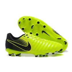Nike Tiempo Legend VII FG ACC Nuovo Scarpa - Verde Noir