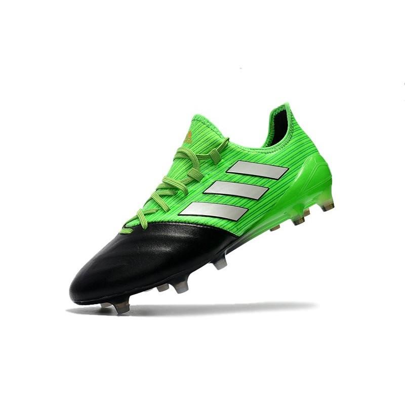 Ace Uomo Da 17 1 Fg Scarpe Verde Calcio Leather Metal Nero Adidas xEdorWCBQe
