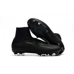 Scarpa da Calcio Nike Mercurial Superfly 5 FG ACC - Nero