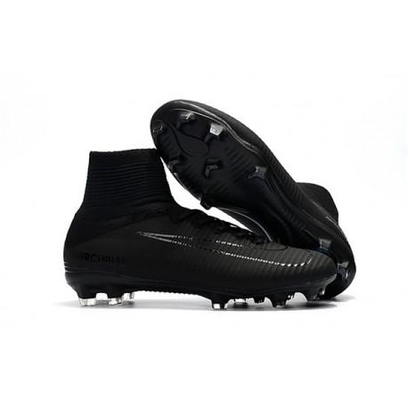 Acc Nike Fg Scarpa Superfly 5 Calcio Nero Mercurial Da EYWDHIe92