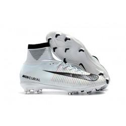 Scarpa da Calcio Nike Mercurial Superfly 5 FG ACC - Ronaldo Bianco CR7
