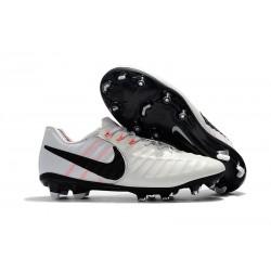 Scarpe da Calcio Nike Tiempo Legend 7 FG - Bianco Nero