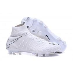 Nike Scarpa Hypervenom Phantom 3 DF FG ACC - Bianco