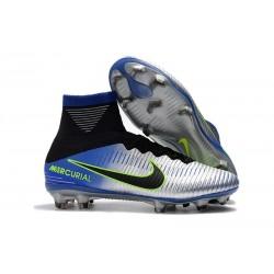 Nike Scarpe Mercurial Superfly V FG Uomo - Neymar Cromo