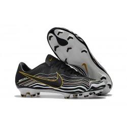 Nuovo Scarpe Nike Mercurial Vapor 11 FG - Nero Oro
