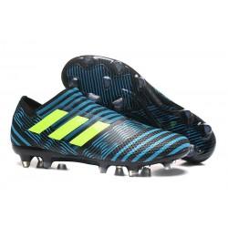 adidas Nemeziz Messi 17+ 360 Agility FG Scarpa da Calcio - Blu Nero