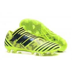 Scarpe adidas Nemeziz Messi 17+ 360 Agility FG - Giallo Nero