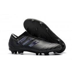 Scarpe adidas Nemeziz Messi 17+ 360 Agility FG - Nero