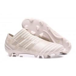 Scarpe adidas Nemeziz Messi 17+ 360 Agility FG - Bianco