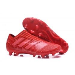 Scarpe adidas Nemeziz Messi 17+ 360 Agility FG - Rosso