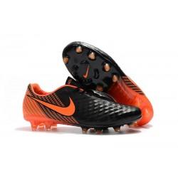 Nike Scarpa da Calcio Magista Opus 2 FG ACC - Arancio Nero