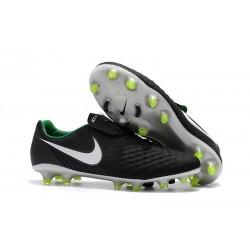 Nike Scarpa da Calcio Magista Opus 2 FG ACC - Nero Bianco