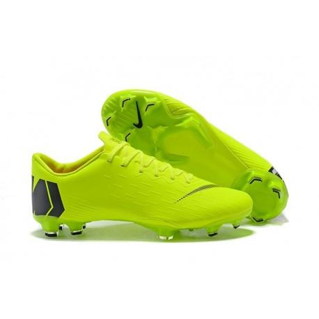 Coppa del Mondo 2018 Nike Mercurial Vapor XII FG - Verde Nero