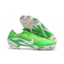 Coppa del Mondo 2018 Nike Mercurial Vapor XII FG - Verde Argento