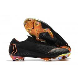Coppa del Mondo 2018 Nike Mercurial Vapor XII FG - Nero Arancio