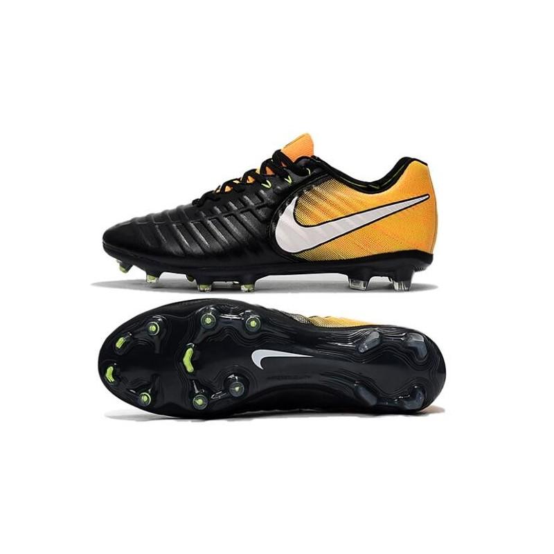 Fg Nero Uomo Nike Arancio Scarpe Vi Legend Tiempo Calcio Acc FK1TlJ3c