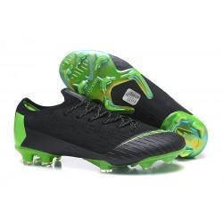 Nike Mercurial Vapor XII 360 Elite FG Scarpa - Nero Verde