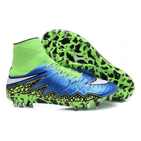 nike scarpe calcio blu