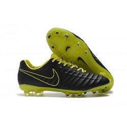 Nike Scarpe da Calcio Tiempo Legend 7 FG - Nero Verde