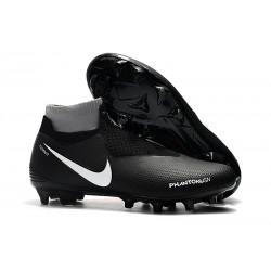 Nike Phantom VSN Elite DF FG Scarpa Uomo - Nero Arancio