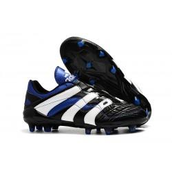 Adidas Predator Accelerator Electricity FG Scarpa - Nero Bianco Blu
