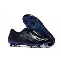 Scarpe calcio adidas Copa 19.1 FG da Adult - Nero Azul