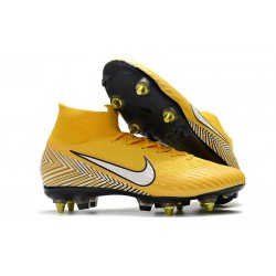 Nike Mercurial Superfly 360 Elite SG Pro Anti-Clog Giallo Bianco