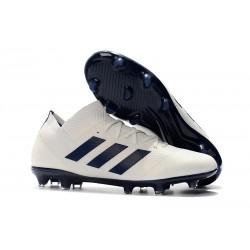 Adidas Nemeziz Messi 18.1 FG Scarpa - Bianco Nero