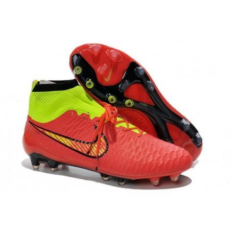 Nike Magista Verde Con Rosso Scarpe Fg Tacchetti Da Calcio Obra qUVzjLSMpG